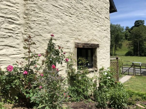 Spindrift Barn Garden