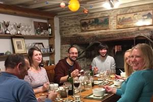 Stargazingwalk and farmhouse supper Exmoor