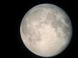 Steve's moon photo!