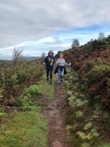 Dunkery walk